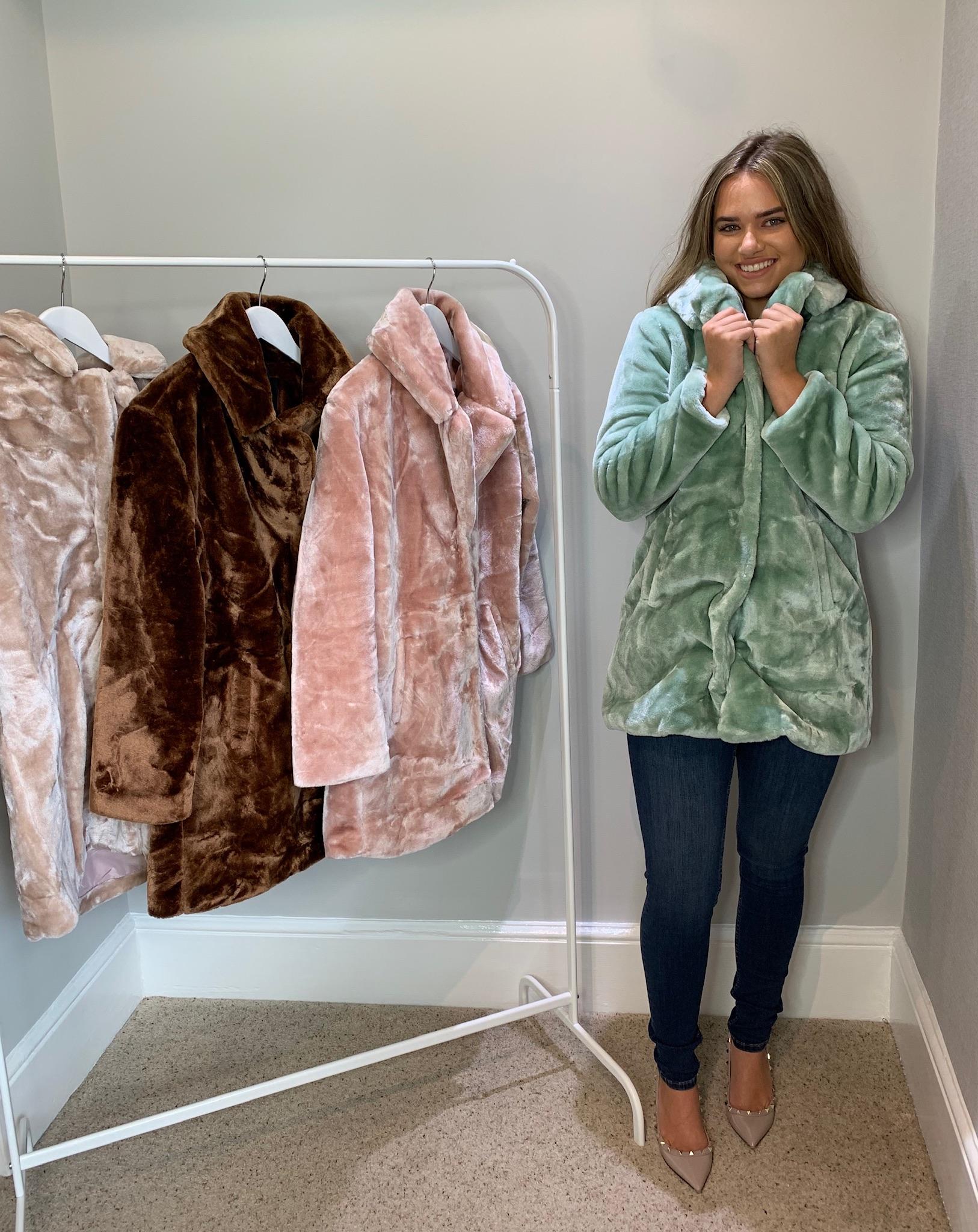 Tilly Fur Coat
