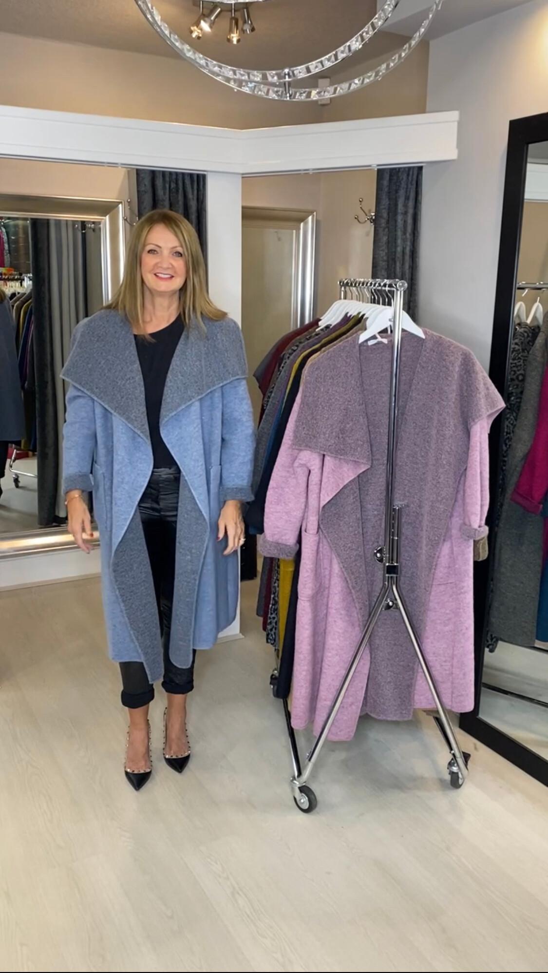 Lucy Cobb AW20 Coats