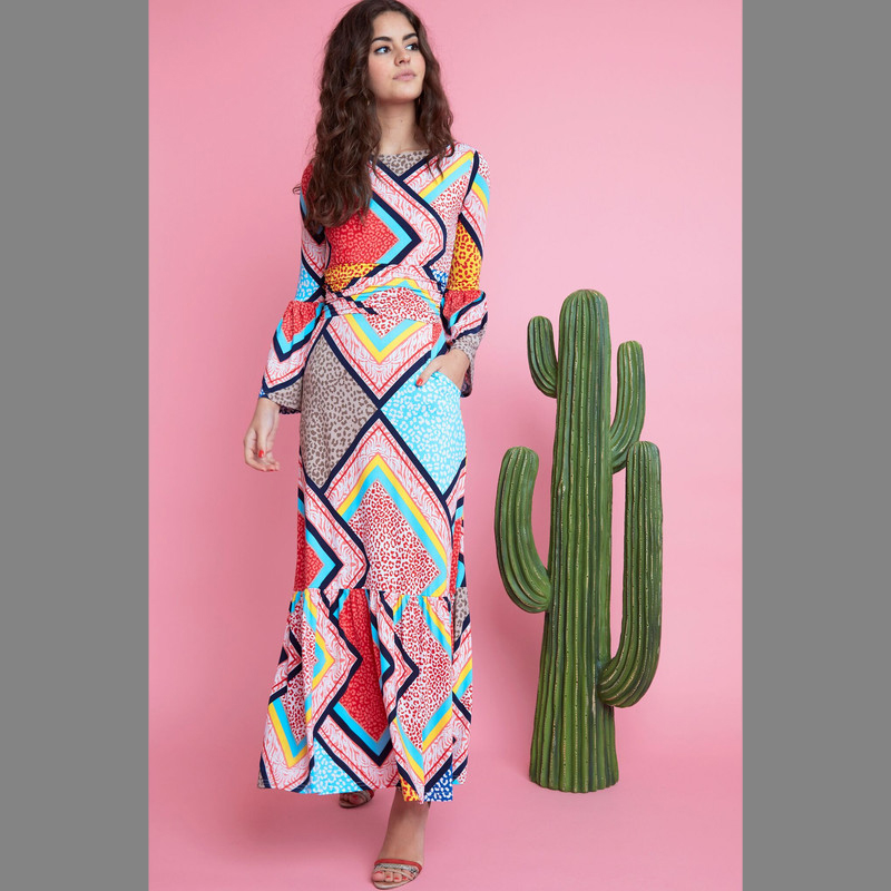 Onjenu Yana Maxi Dress
