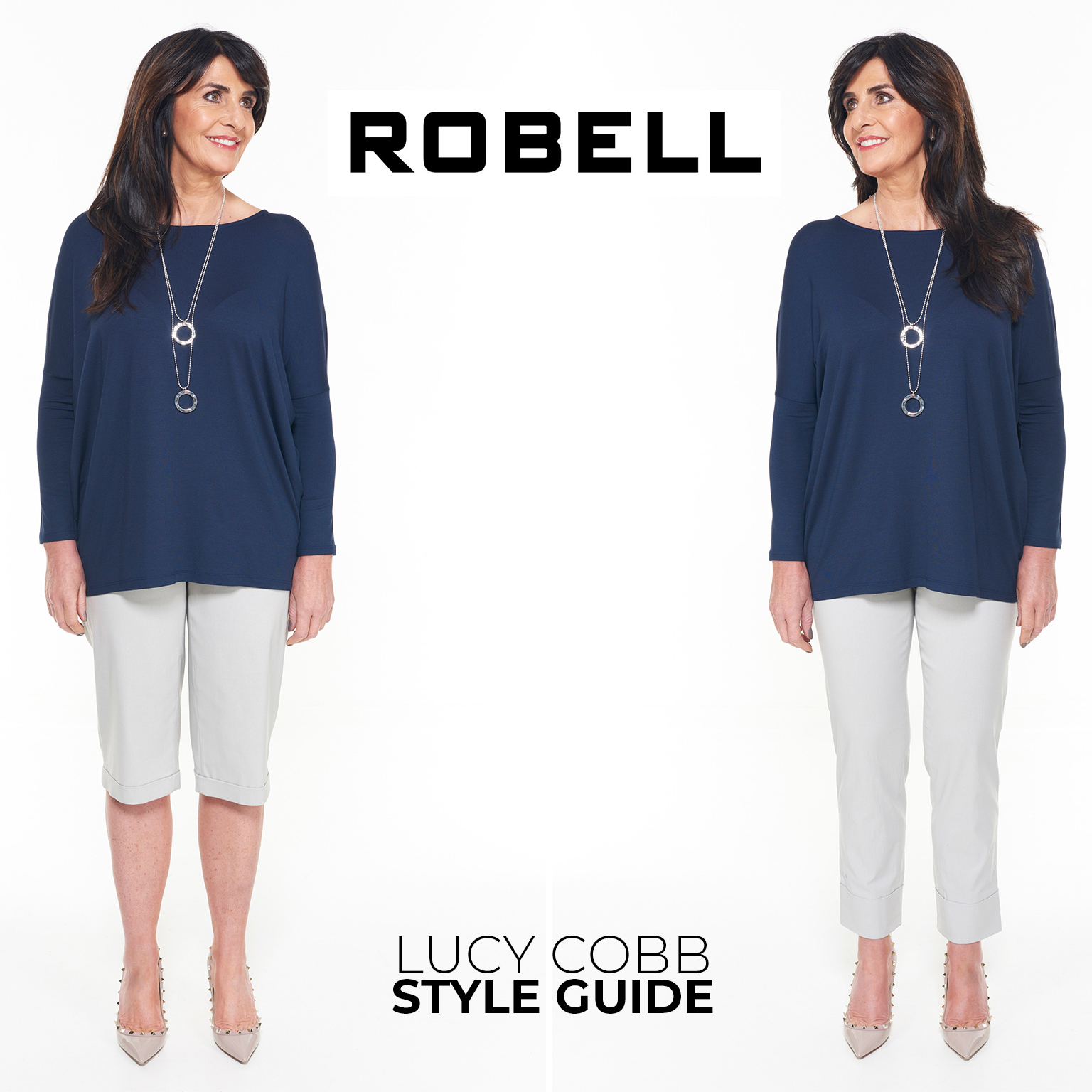 Get to know Bella | Robell Bella Trousers | Bella 09 | Bella 05