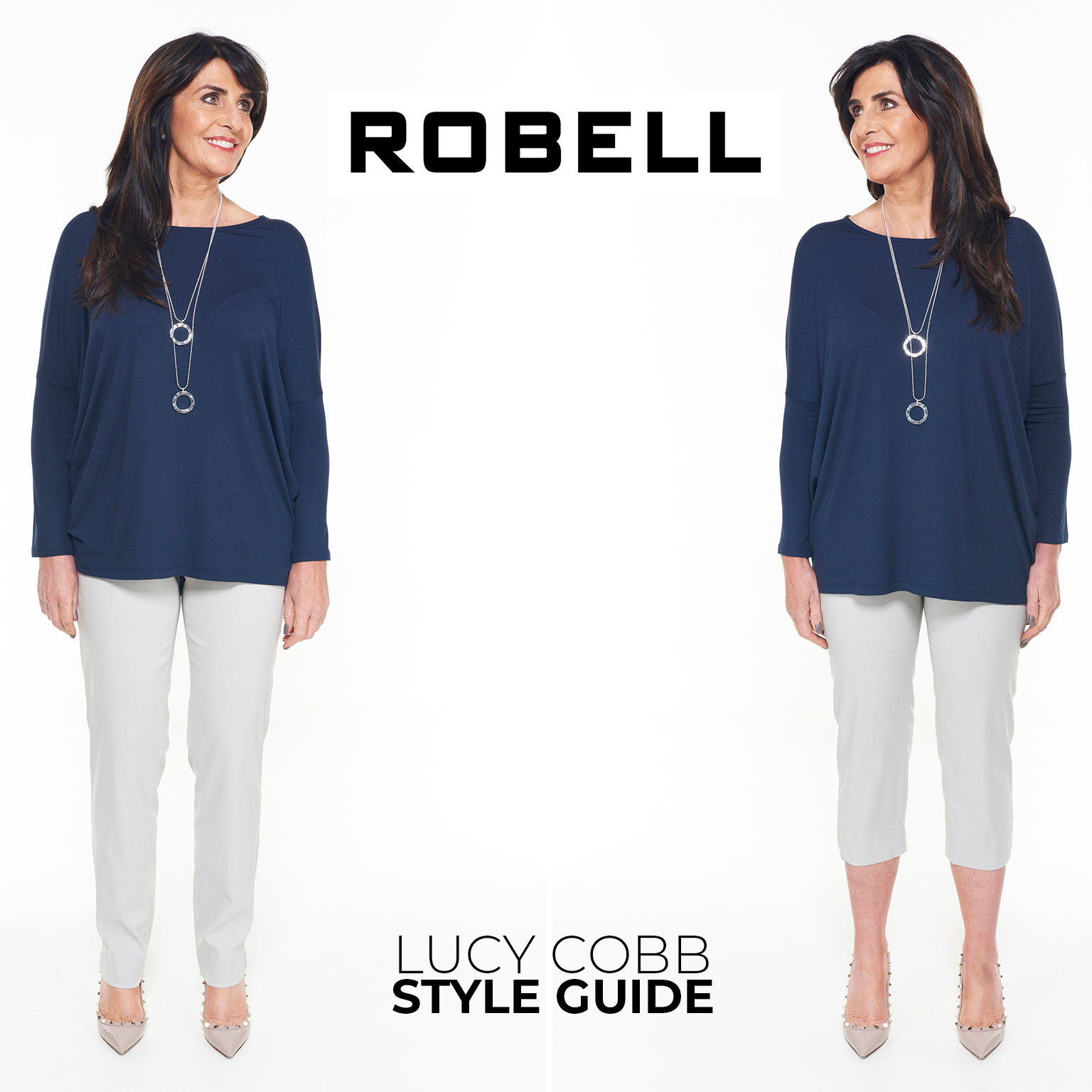 Get to know Marie | Robell Marie Trousers