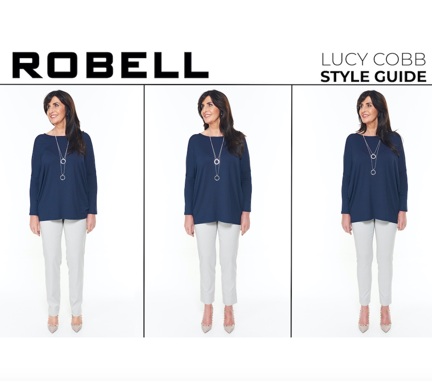 Lucy Cobb Robell Trouser Style Guide