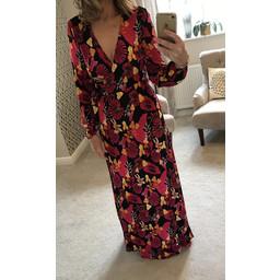 Lucy Cobb Katie Maxi Dress - Pink