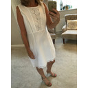 Lizzie Dress - White
