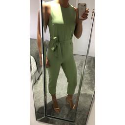 Glamorous Leah Jumpsuit  - Green