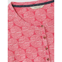 Holiday Henley Jersey Shirt - Pink - Alternative 2