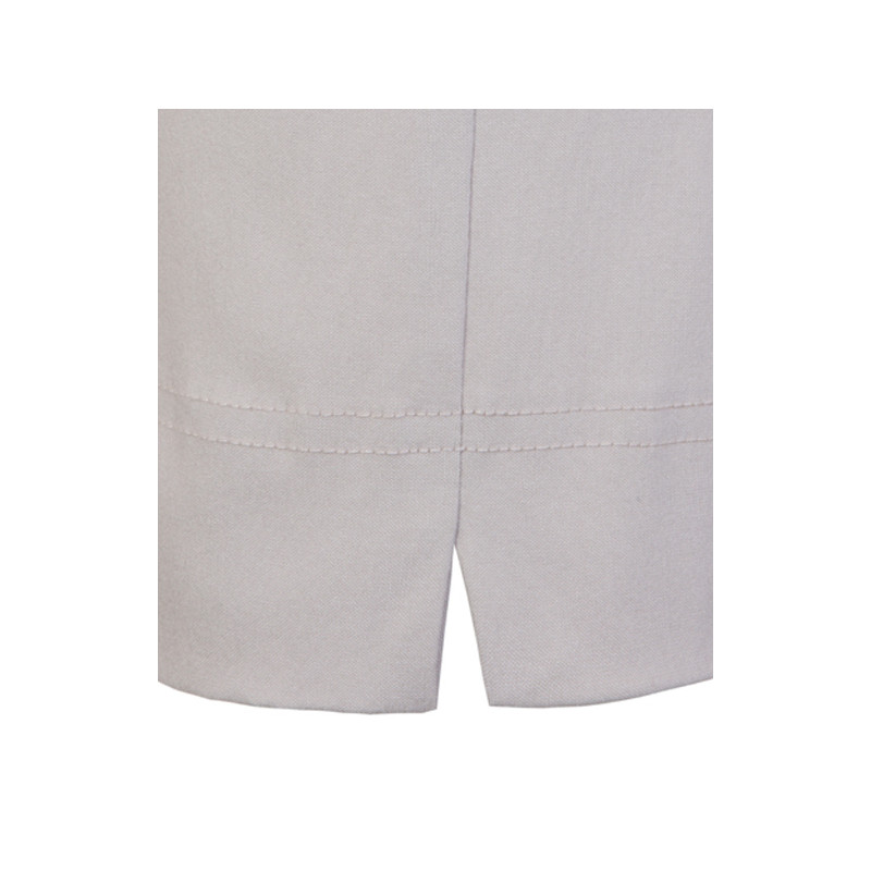 New Fabric Deck By Decollage Capri Trousers In Stone