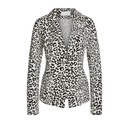 Dallas Print Jacket - Animal Print