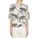 Panther Blouse  - Off-White - Alternative 2