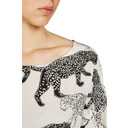 Panther Blouse  - Off-White - Alternative 3