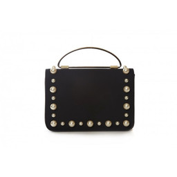 Malissa J Pearl Grab Bag - Black