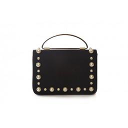 Malissa J Pearl Grab Bag in Black