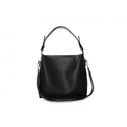 Malissa J Sporty Casual Bag - Black