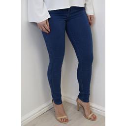 Lucy Cobb Toxik Skinny Jeans  in Denim