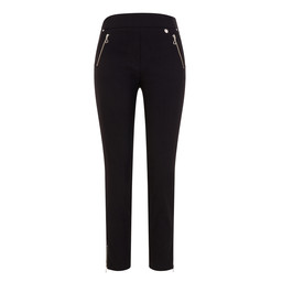 Robell Nena 09 Trousers in Navy
