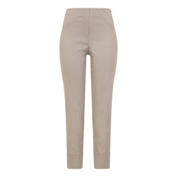 Robell Bella 09 Trousers in Light Taupe