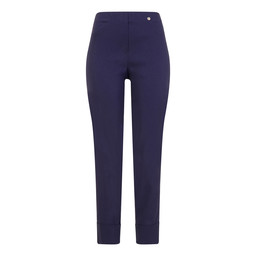 Robell Bella 09 Trousers in Dark Denim