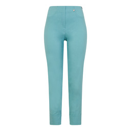 Robell Bella 09 Trousers in Sea Blue