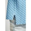 Mona Mozart Knit Oversized Jumper - Soft Blue - Alternative 3