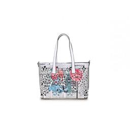 Lucy Cobb Landmark Bag - White