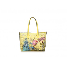 Lucy Cobb Landmark Bag - Yellow