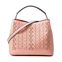 Laser Cut Bag - Pink