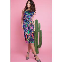 Onjenu Frida Sleeveless Dress - Multicoloured