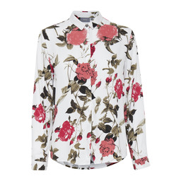 B Young Florelle Shirt - Ivory