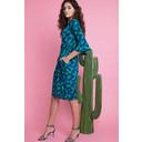 Tammy Dress - Luna Green - Alternative 1