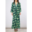Ralphie Maxi Dress - Navy Mix - Alternative 2