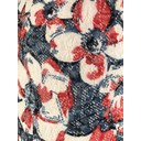Bella 09 Textured Floral Trousers - Multicoloured - Alternative 2