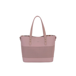 David Jones Detailed Shopper - Pink