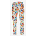 Rose 09 Floral Print Trousers - Floral - Alternative 1