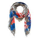 Printed Scarf - Multi