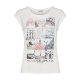 Fransa Nidream T-shirt - White