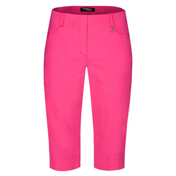 Robell Trousers Lexi 05 Golf Shorts - Magenta