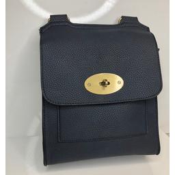 Lucy Cobb Crossbody Bag - Navy