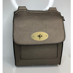 Lucy Cobb Crossbody Bag in Khaki