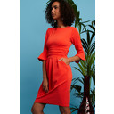 Tammy Dress - Orange