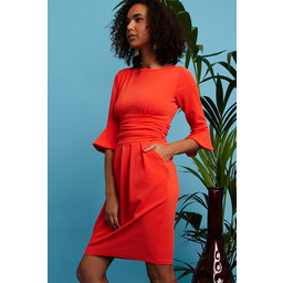 Onjenu Tammy Dress - Orange