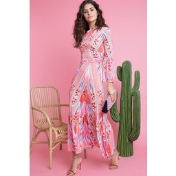 Onjenu Yana Maxi Dress - Gianto Coral