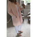 Babs Coatigan - Light Pink