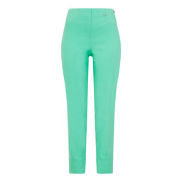 Robell Trousers Bella 09 7/8 Trousers in Aqua Green