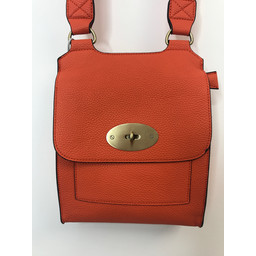 Lucy Cobb Crossbody Bag - Orange