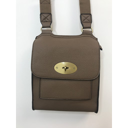 Lucy Cobb Crossbody Bag in Stone