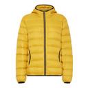 Padown Outerwear Jacket - Mustard