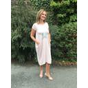 Taylor T Shirt Dress - Blush Star - Alternative 1