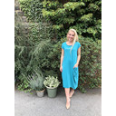 Taylor T Shirt Dress - Teal