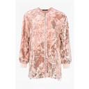 Adette Shine Sequin Bomber  - Pink