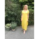 Tara Cap Sleeve Dress - Yellow - Alternative 1